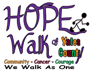 Hope Walk of Yates County