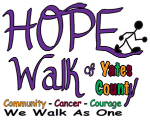Hope Walk Of Yates County Penn Yan, NY
